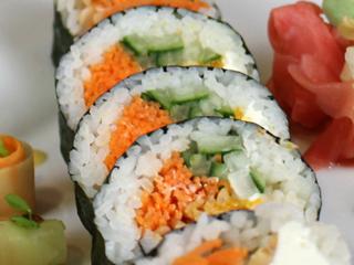 Cours de sushis créatifs