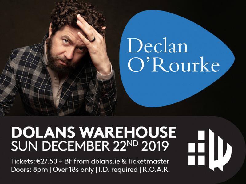 Declan O Rourke tickets - Dolans pub