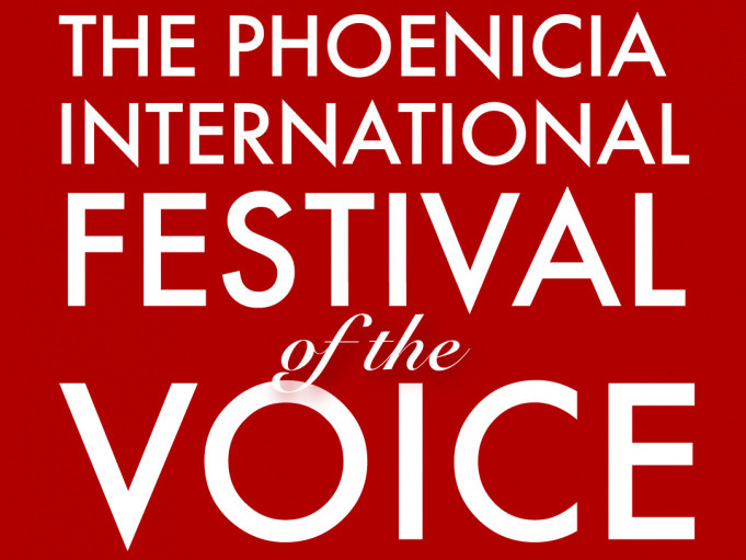 Be an Angel Event tickets - Phoenicia Festival of the Voice