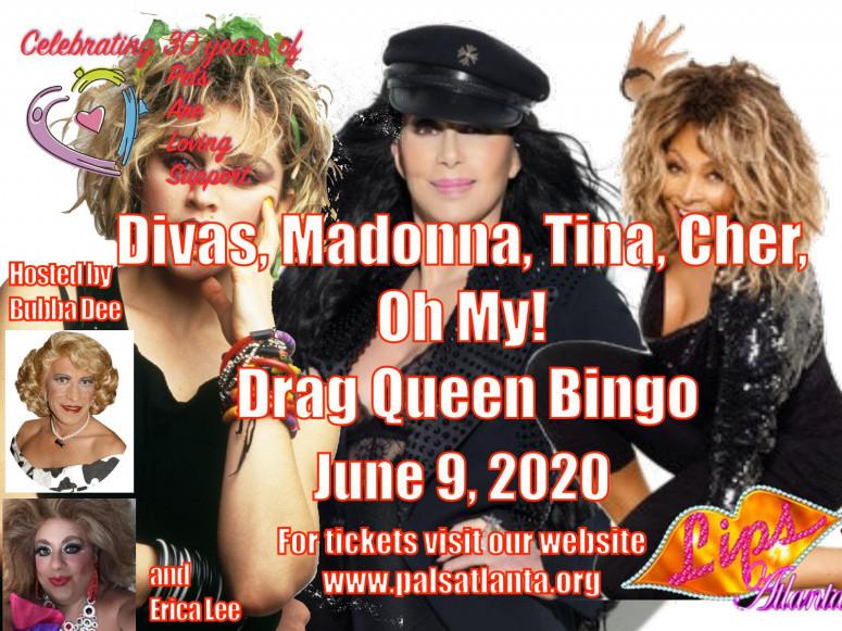 Divas: Madonna, Tina and Cher, Oh My!