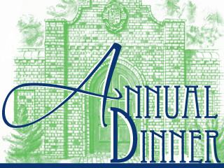 Annual Dinner 2018 Event tickets - Elizabethan Gardens