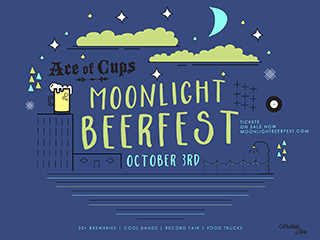 MOONLIGHT BEERFEST Event tickets - Archie Fox CG