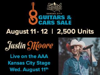 AAA Kansas City Guitars & Cars Sale