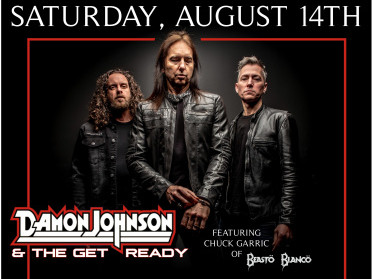 Damon Johnson & The Get Ready  Event tickets - Rascals Live