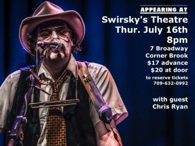 Ken Tizzard Event tickets - Swirsky's