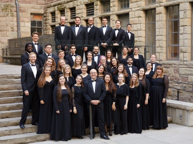 National Youth Choir of  Canada Concert tickets - Gros Morne Summer Music