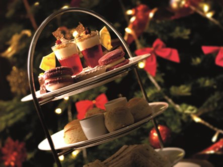 Christmas Carols & Afternoon Tea 2020
