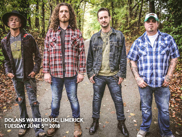 Black Stone Cherry tickets - Dolans pub