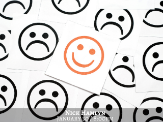 Happy Sad Songs with Nick Hamlyn