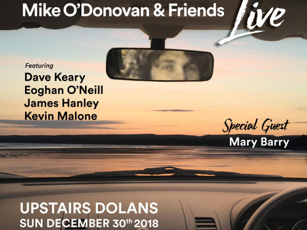 Mike O'Donovan Event tickets - Dolans pub