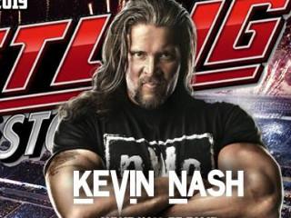 Meet Former WWE Superstar Kevin Nash Event tickets - The Wrestling Guy
