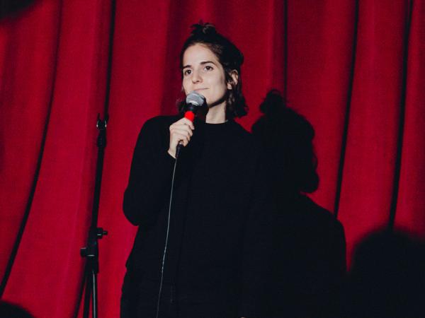 Good Good presents Ana Fabrega Event tickets - Good Good Comedy Theatre