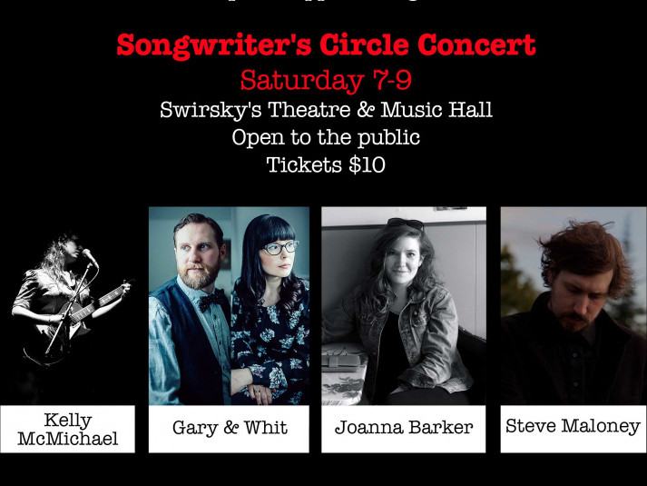 Songwriter's Circle Event tickets - Swirsky's