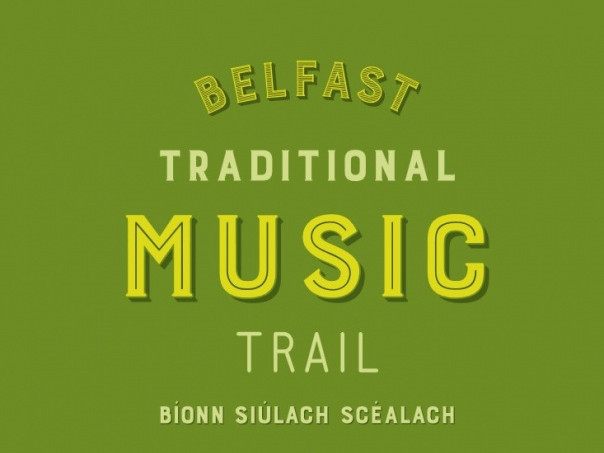 Copy of Belfast Traditional Music Trail tickets - Belfast Traditional Music Trail