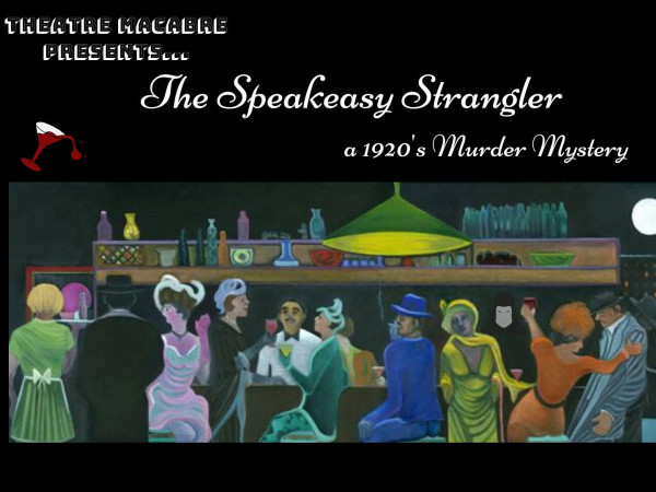 Speakeasy Murder Mystery  Event tickets - Stem Events