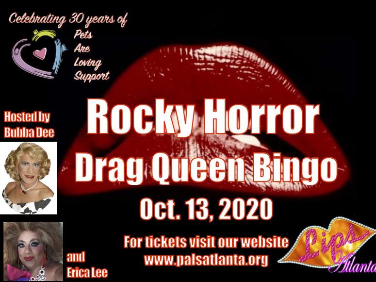 Rocky Horror Bingo