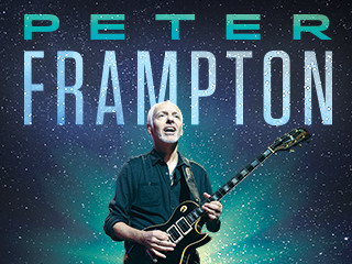 Peter Frampton Event tickets - Little Creek Casino