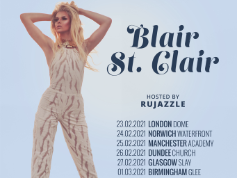 BLAIR ST. CLAIR - LONDON [14+]
