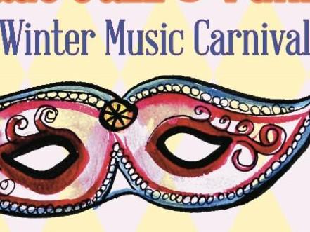 Masquerade Jazz & Funk Winter Music tickets - BarnArts Center for the Arts