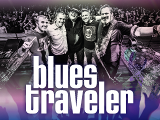 Blues Traveler Concert