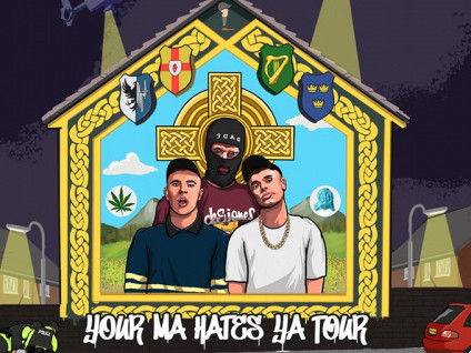 KNEECAP 'Your Ma Hates Ya' tour tickets - Dolans pub