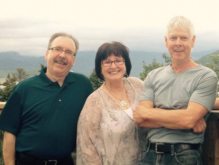 Charlie, Mena and Darren - Trad  Music tickets - Gros Morne Summer Music