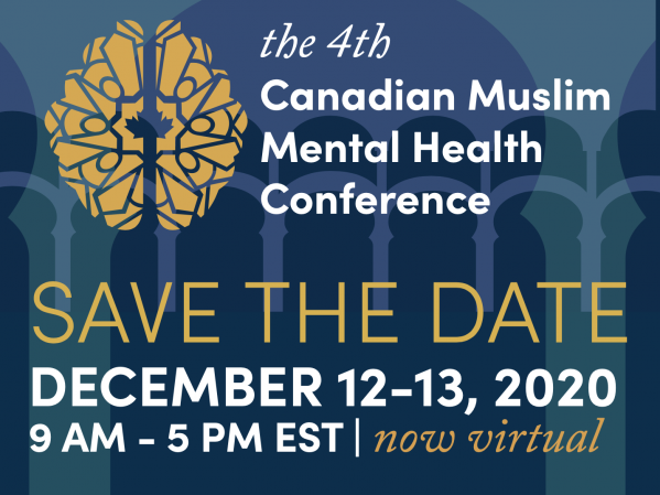 Canadian Muslim Mental Health Conference