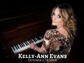 Kelly-Ann Evans