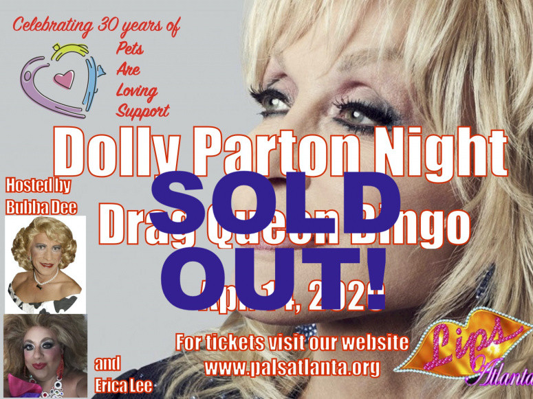 Dolly Parton Night - SOLD OUT