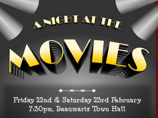 A Night at the Movies tickets - Castle Players