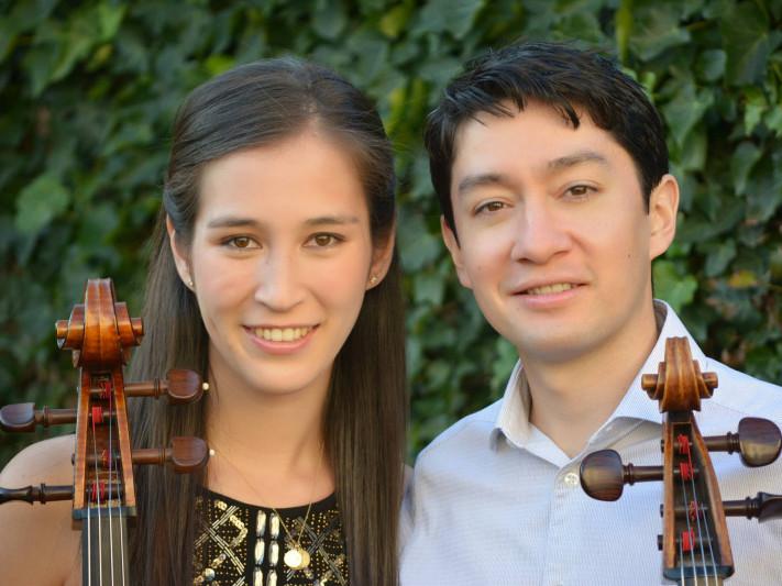 Weiss-Requiro Cello Duo