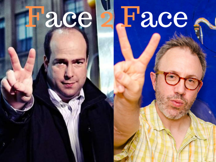 FACE 2 FACE with LOWENSTERN and GOULD Event tickets - ChicagoClarinetEnsemble