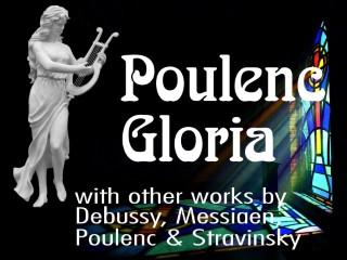 Poulenc Gloria Event tickets - Concordia