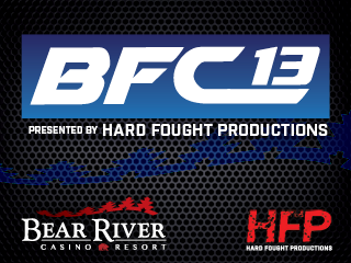Bear River Fighting  Championship 13
