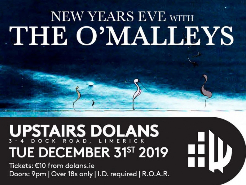 The O'Malleys tickets - Dolans pub
