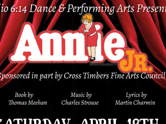 Studio 6:14 Presents Annie Jr.