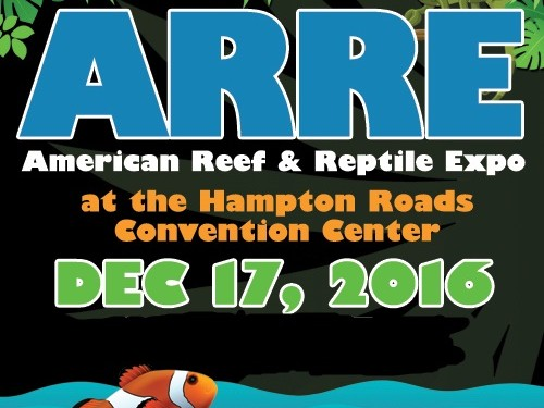 American Reef & Reptile Expo Hampton VA Event tickets - ARRE