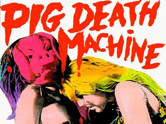 Pig Death Machine with Meri and Monte Event tickets - The Open Book