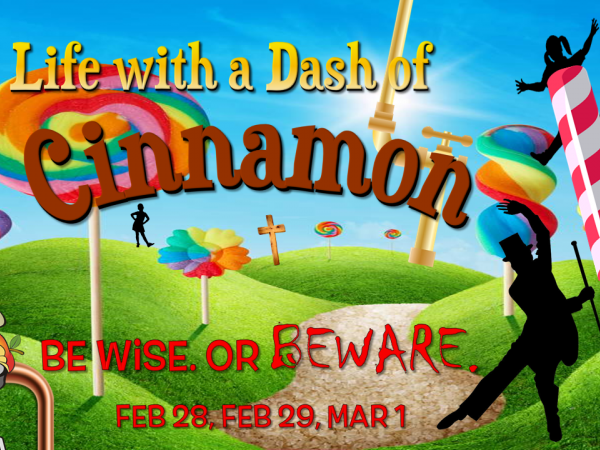 Life with a Dash of Cinnamon