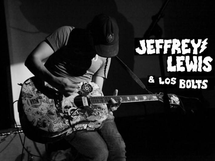 Jeffrey Lewis & Los Bolts tickets - Dolans pub