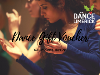 Dance Limerick Gift Voucher Event tickets - Dance Limerick