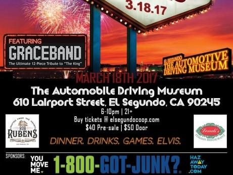 Honeymoon in Vegas; Casino Night Event tickets - ES Co Op Casino Night