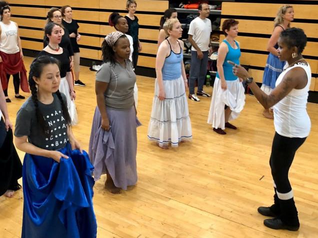 Orishas &Rumba second season dance class