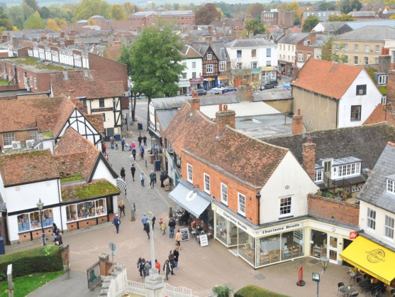 Walking Tour of Hitchin Event tickets - British Schools Museum