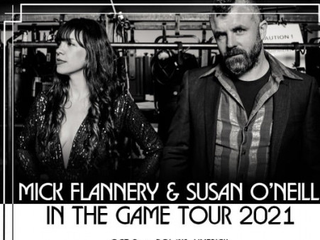 Mick Flannery and Susan O Neill
