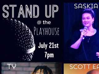 Stand up at the Playhouse Event tickets - Playhouse