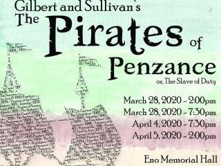 SLOCO Presents: The Pirates of Penzance Event tickets - Simsbury Light Opera Company
