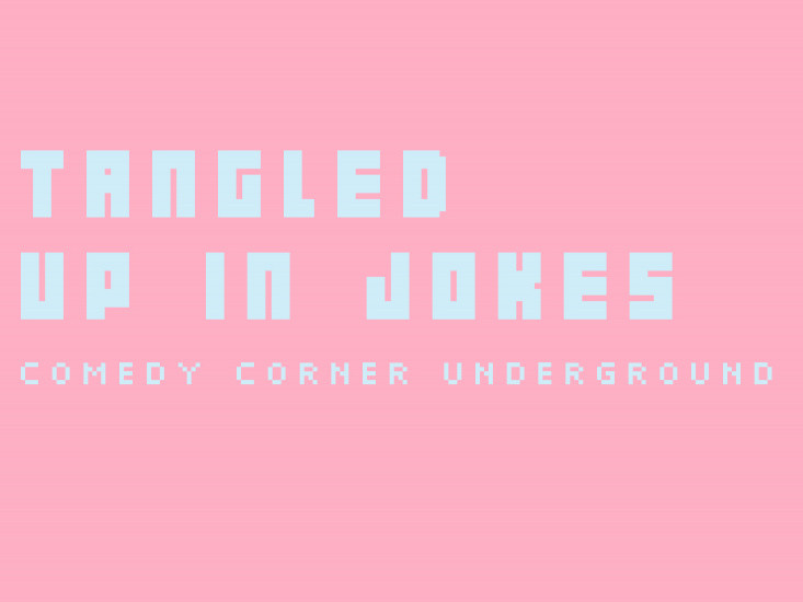 Tangled Up In Jokes Event tickets - The 10,000 Laughs Comedy Festival