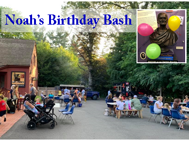 Noah's Birthday Bash