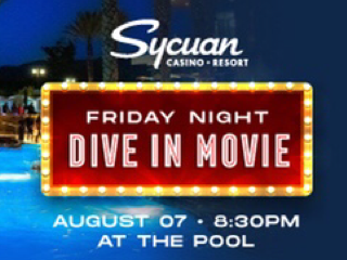 Friday Night Dive in Movie
